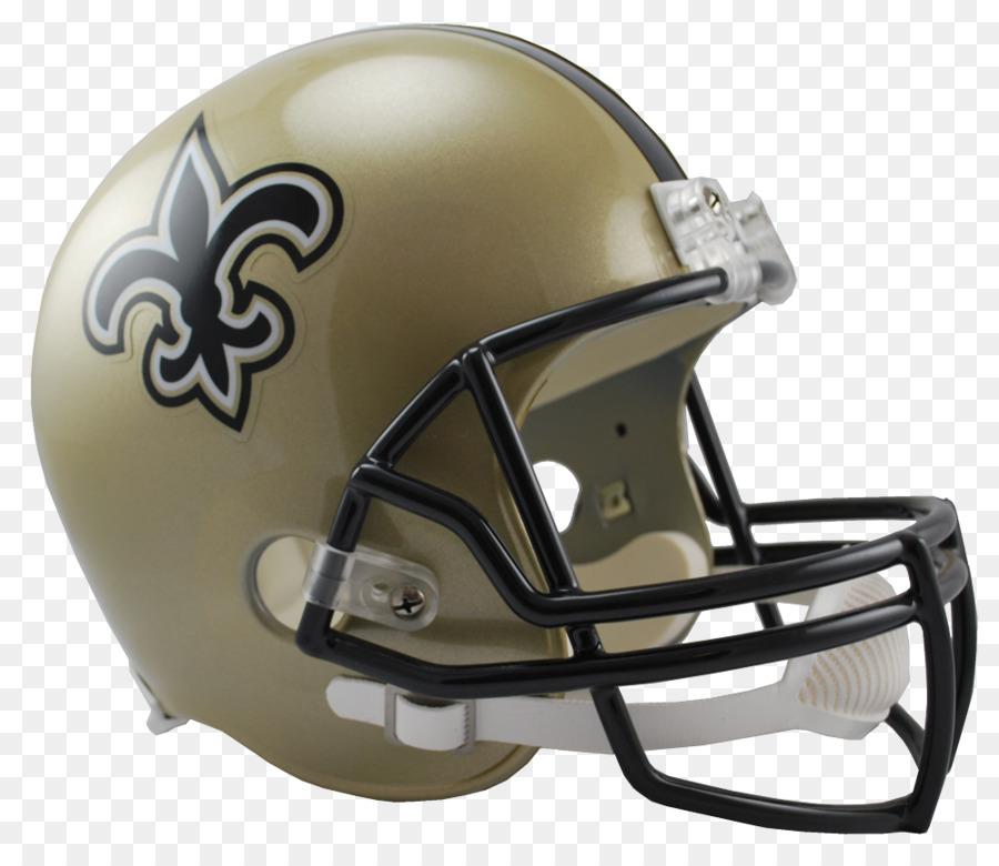 American Football Helmets New Orleans Saints New York Giants NFL ...