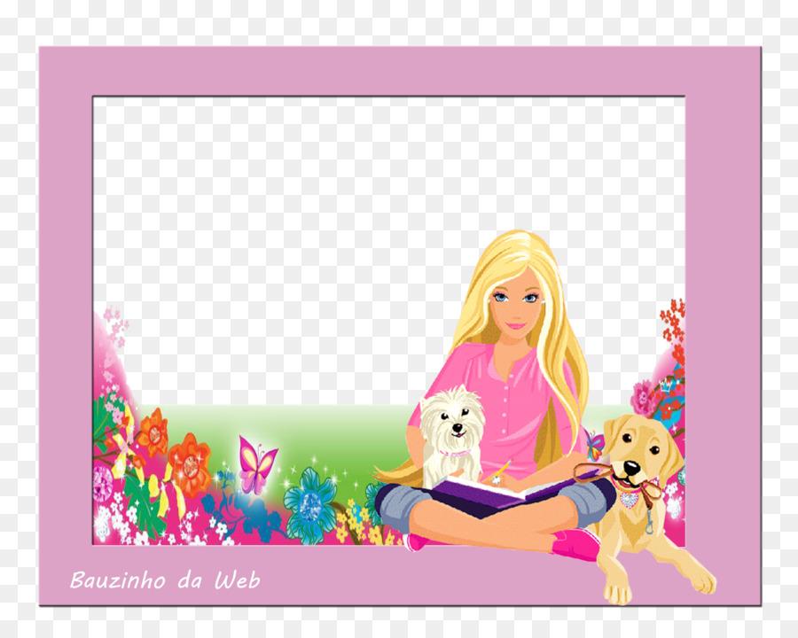 Muñeca Barbie De Marcos De Imagen De La Fotografía De La Recogida De ...