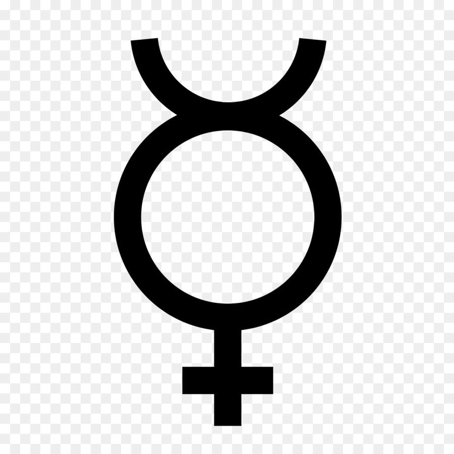 Astrological Symbols Mercury Astrological Sign Planet Symbols