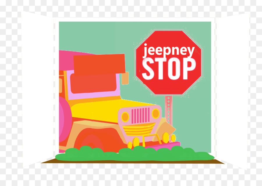 Bereich Karikatur Rechteck Jeepney Png Herunterladen 24721710