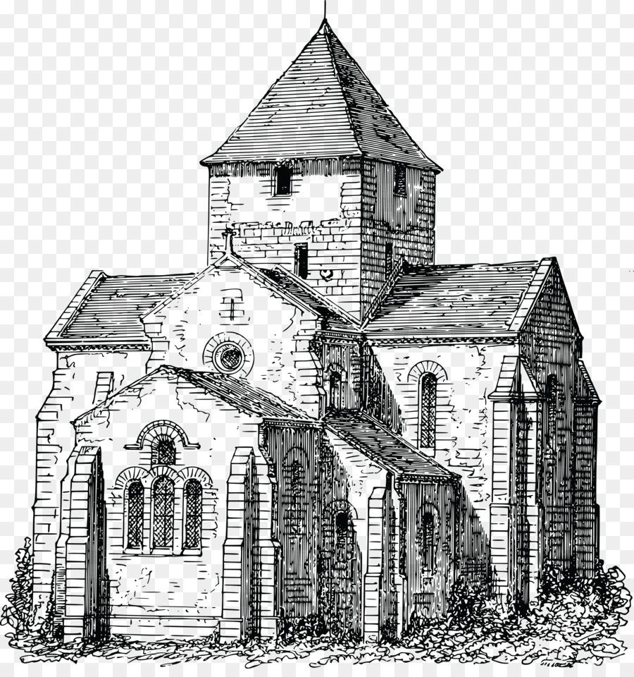 Libro para colorear de la Construcción de la Iglesia - La iglesia ...