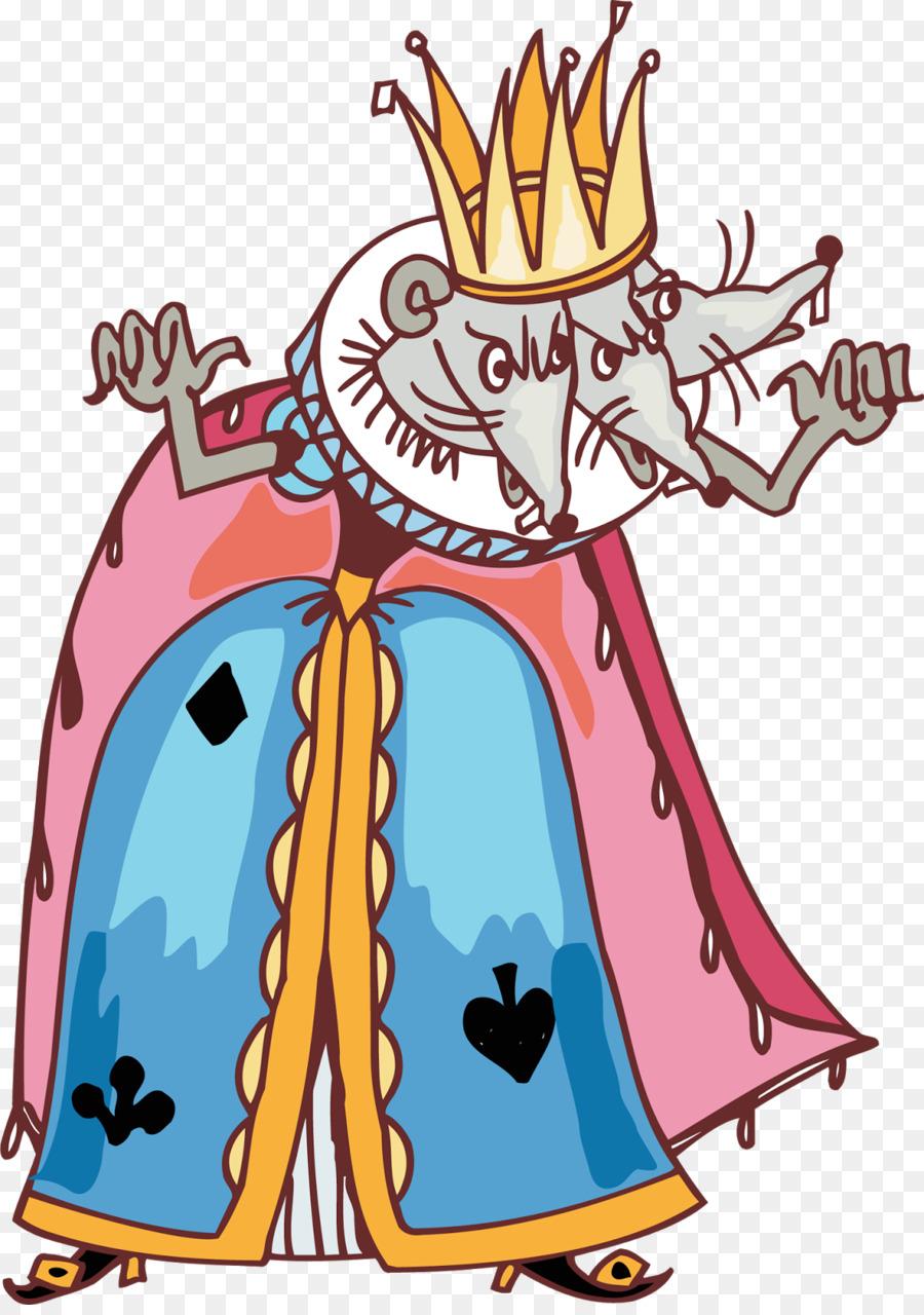 El Cascanueces y el Rey Ratón Rata rey Dibujo de cuento de Hadas ...