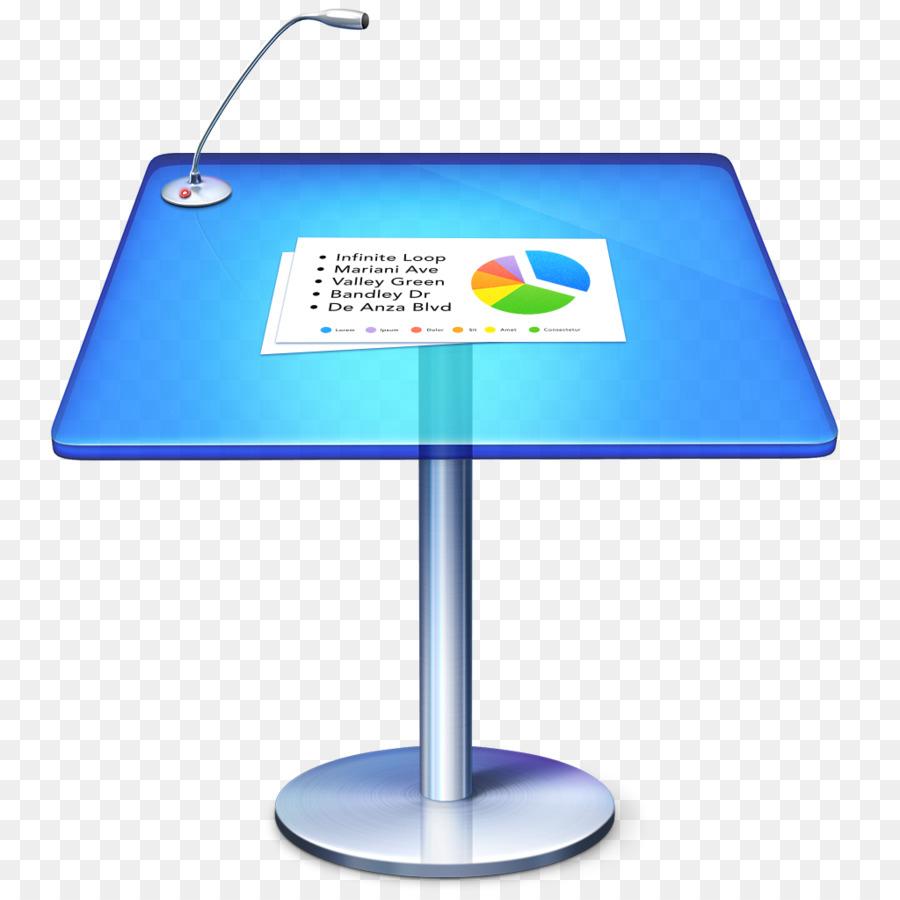 IWork Keynote macOS Presentación - powerpoint png dibujo ...