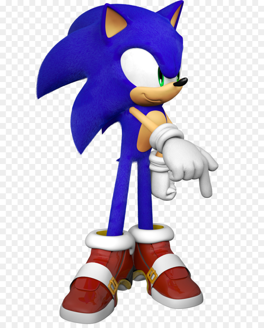 Sonic The Hedgehog png download - 722*1107 - Free Transparent Sonic