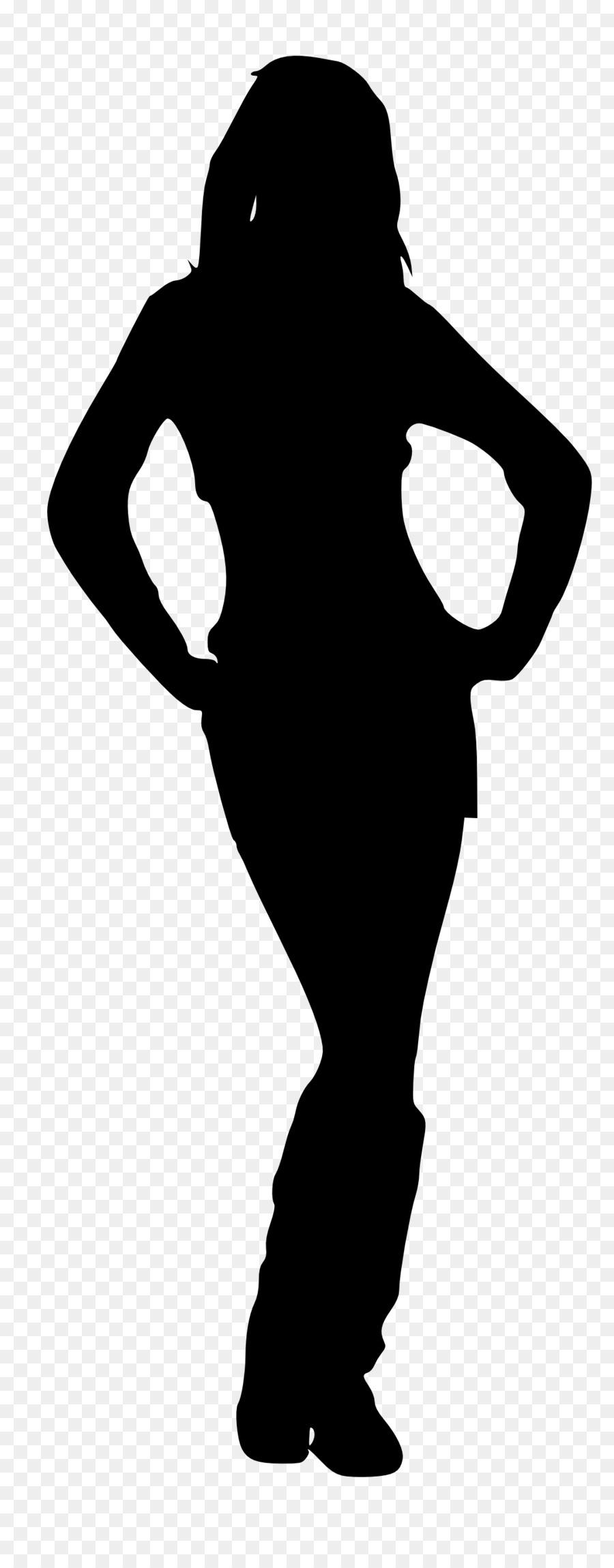 Cuerpo femenino de forma de cuerpo Humano de la Mujer Clip art ...