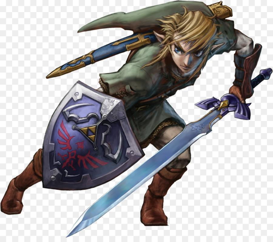 Legend Of Zelda Breath Of The Wild Lance png download - 1372