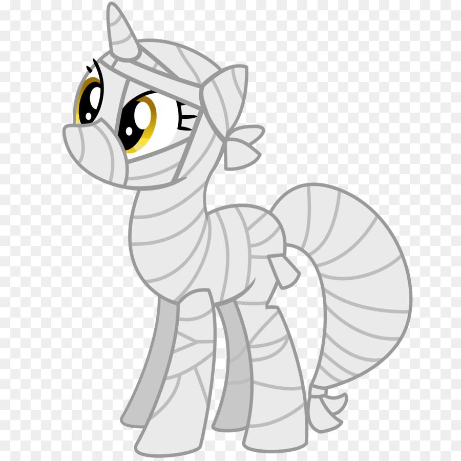 Pony Pinkie Pie Cat Mummy Drawing - mummy png download - 900*900 ...