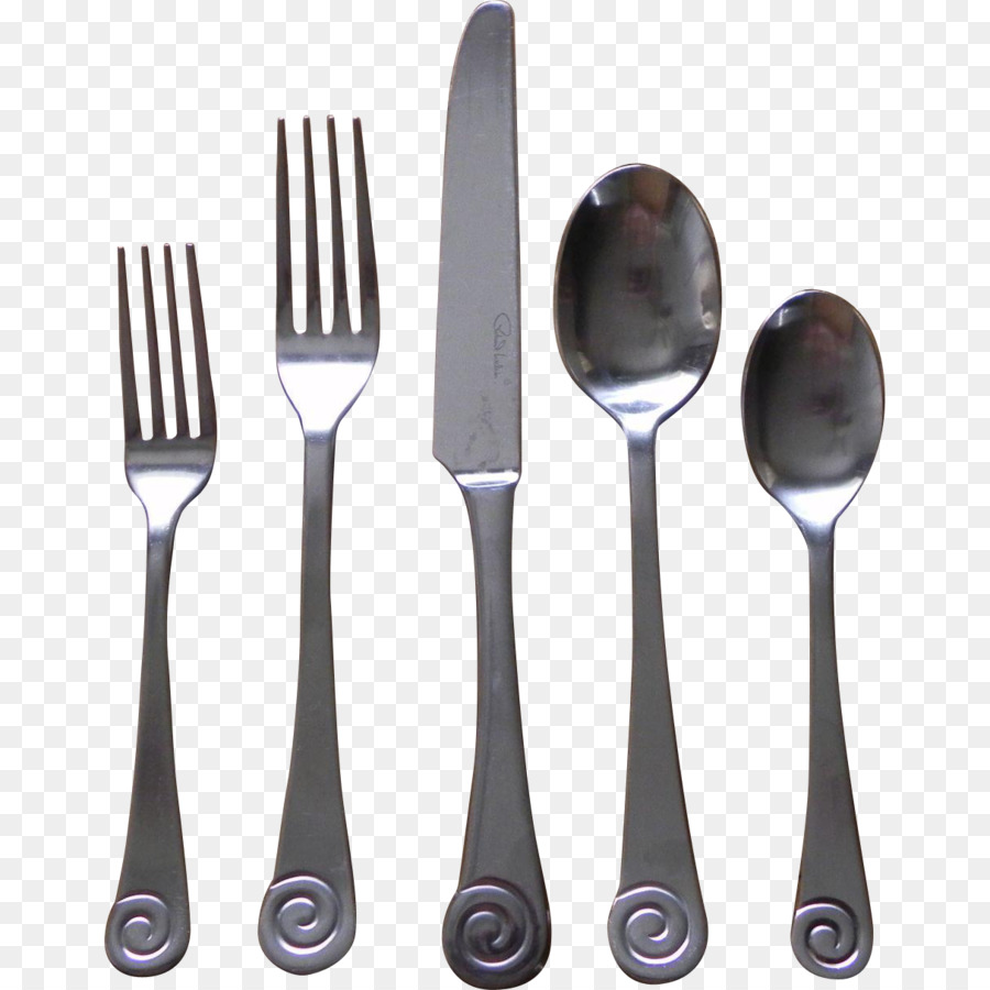 Cutlery Silver Tableware Knife Table setting - kitchenware png ...