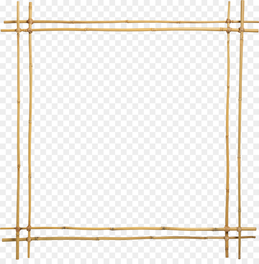 Picture Frames Drawing Bamboo - bamboo png download - 2400*2414 ...