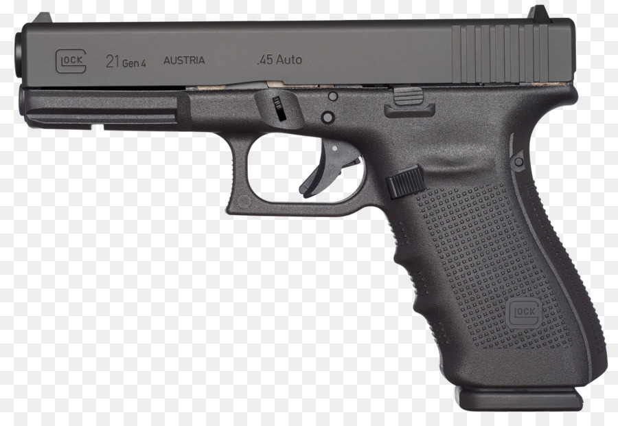 Glock Ges.m.b.H. Glock 21 .45 ACP Glock 30 - pistola png dibujo ...