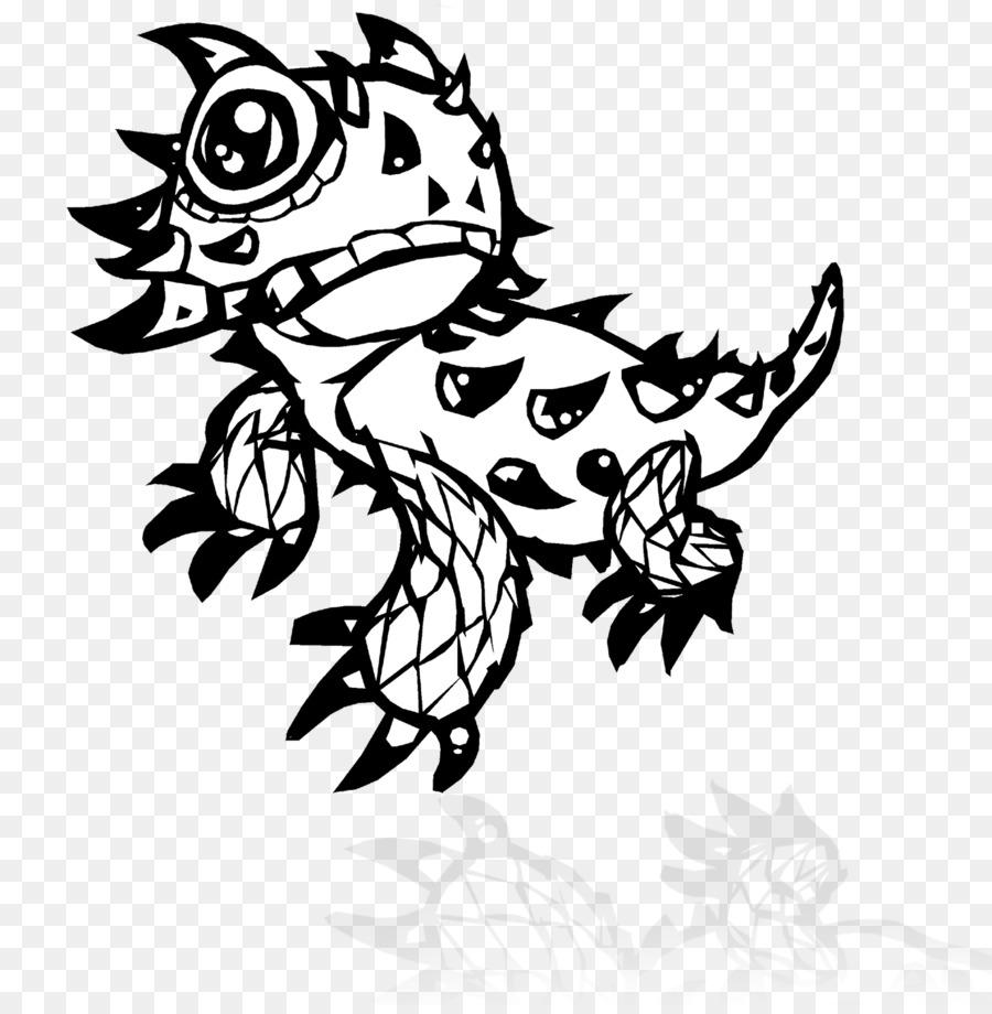 Texas lagarto de cuernos de Dibujo de la Rana de Arte - cuernos ...