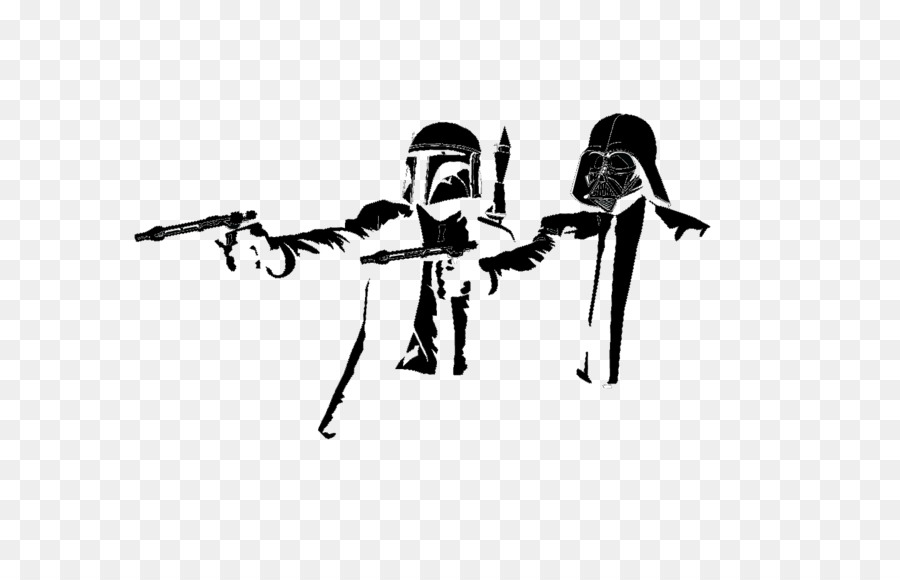 Mia Wallace Anakin Skywalker Stormtrooper Star Wars Wallpaper