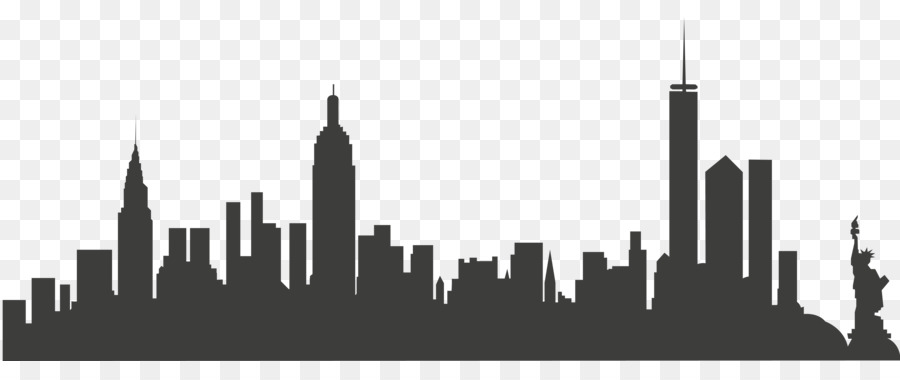 new york city skyline clip art new york city png download 4813 rh kisspng com New York City Skyline Graphic New York City Skyline Outline