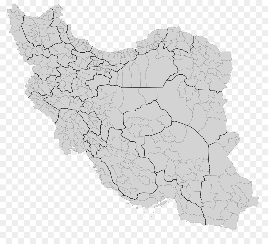 Counties Of Iran Ostan Map Geography Iran
