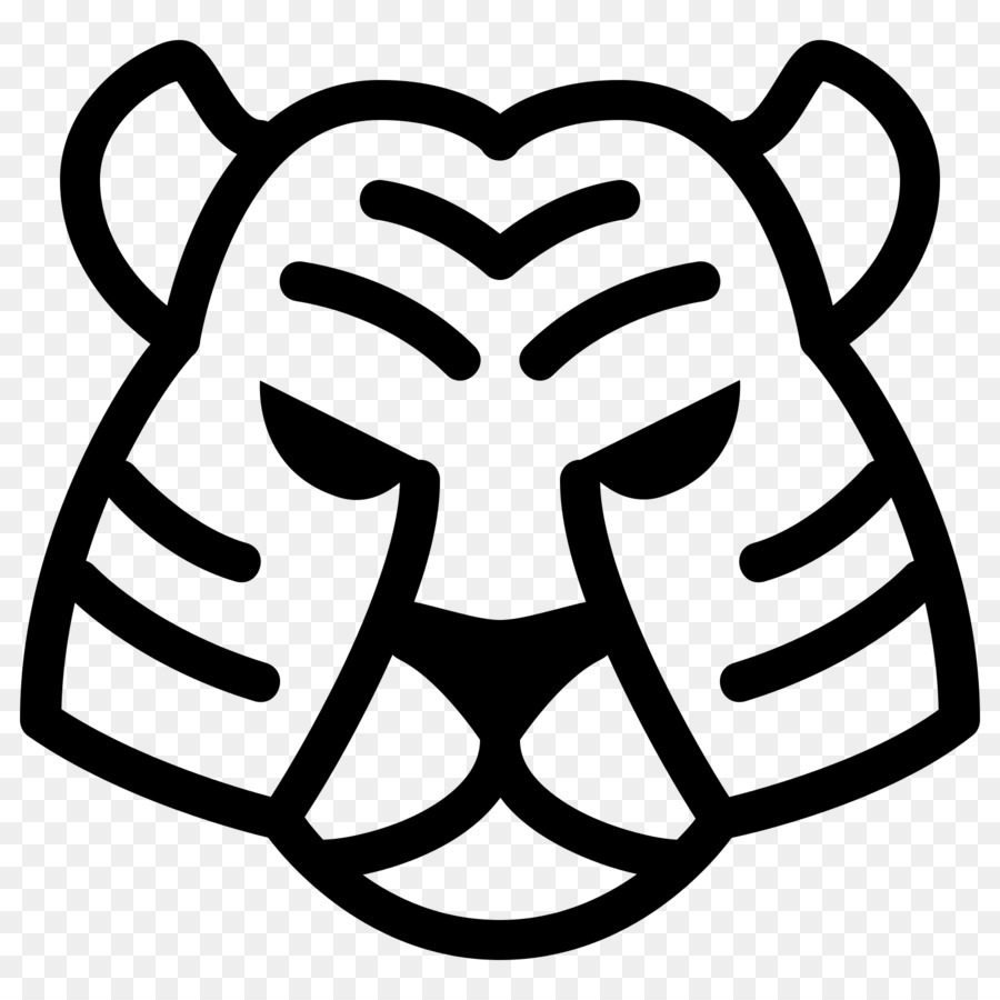 Tiger Computer Icons Symbol Tigers Png Download 16001600 Free