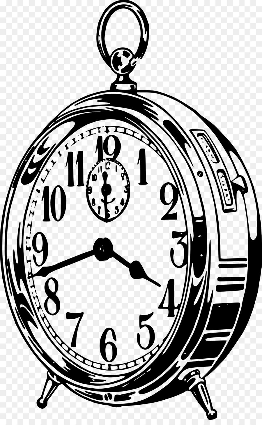 Картинки рисованных часов