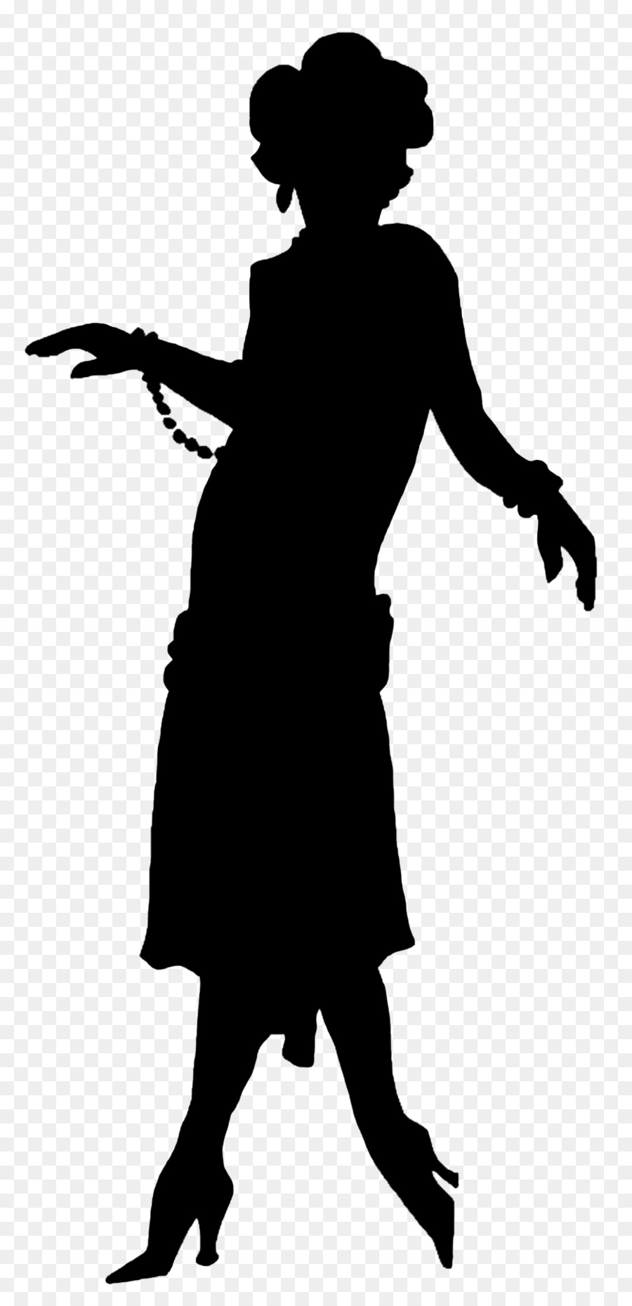 1920s silhouette clip art the incredibles png download 933 1927 rh kisspng com 1940s clip art 1920s clipart borders