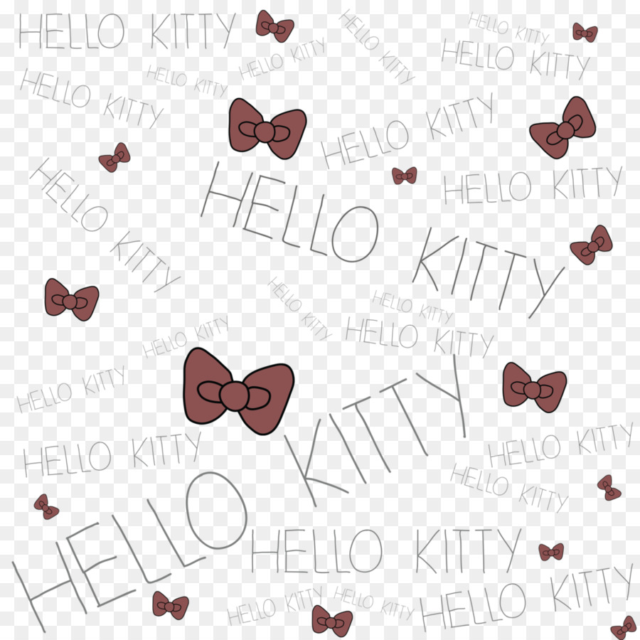 Butterfly Insect Pollinator Hello Kitty Png Download 1024 1024