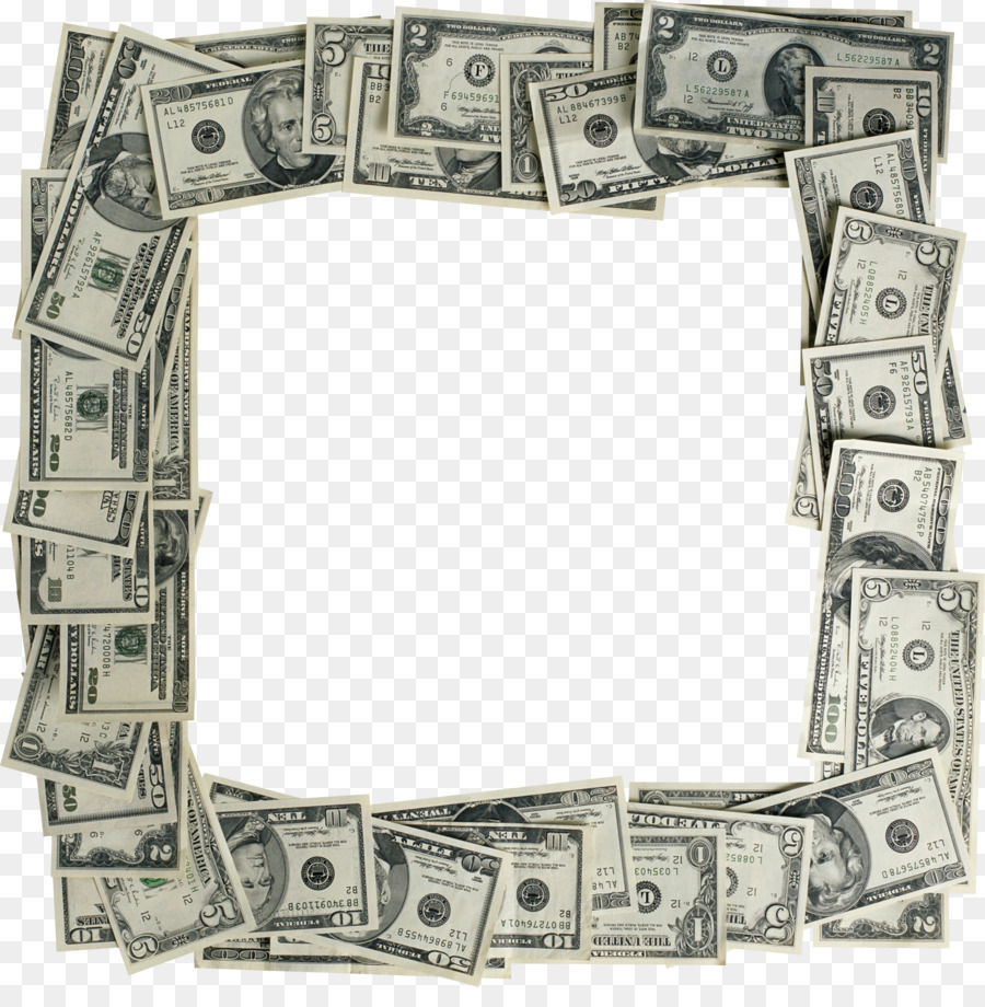 Picture Frames United States Dollar Photography - gray frame png ...