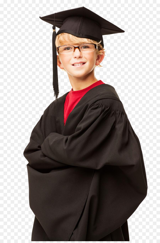 Robe Academic dress Square academic cap Academician Graduation ...