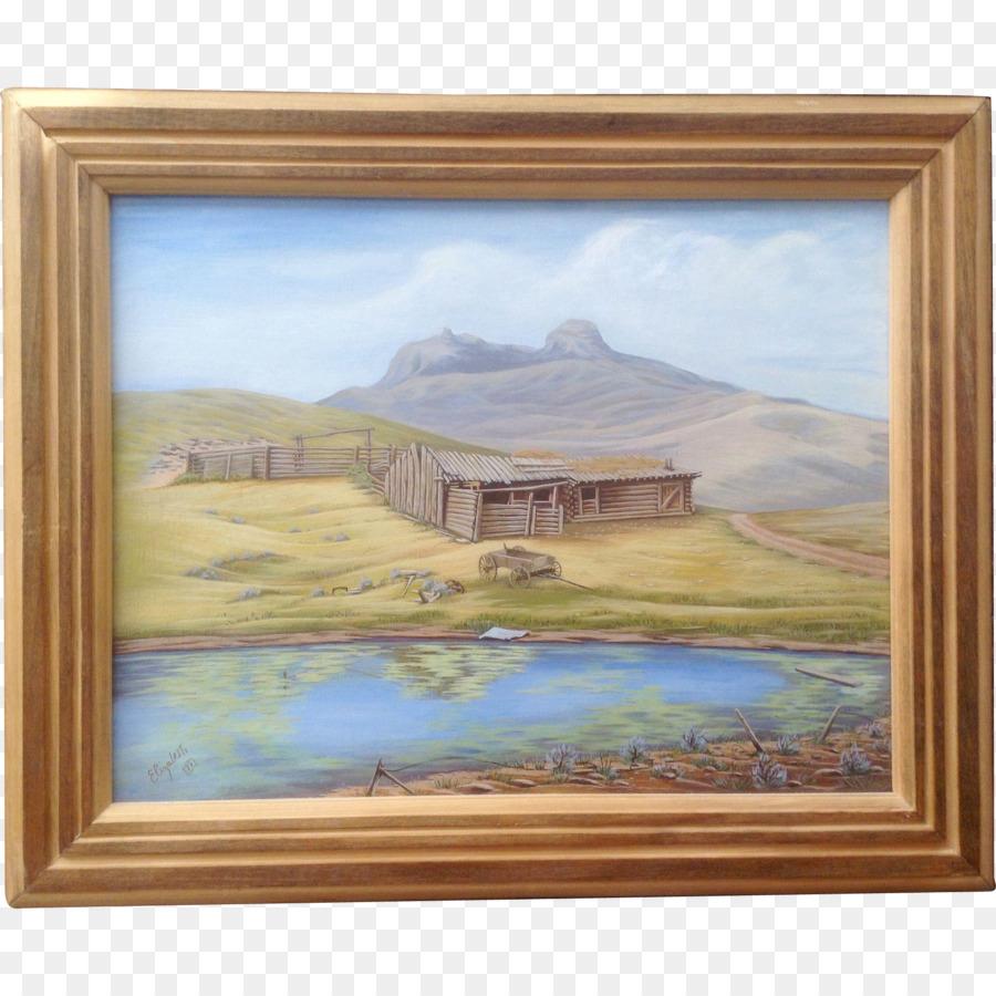 Pintura a la acuarela de Registro de la cabina de pintura al Óleo ...