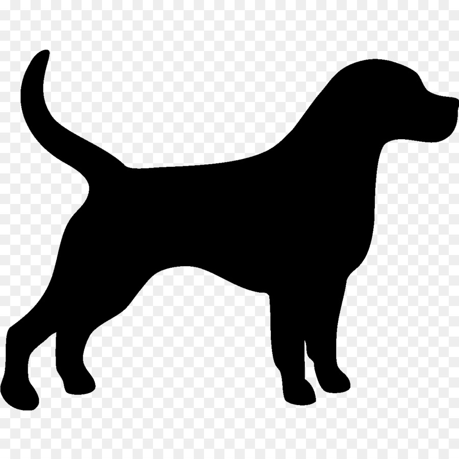 dog silhouette sticker animal silhouettes png download 1200 1200