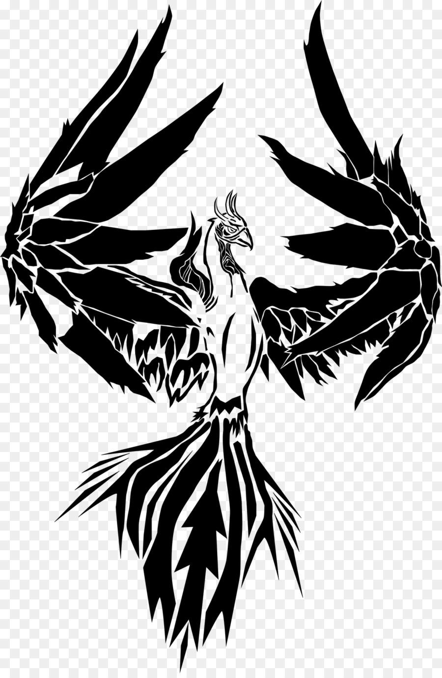 53ea24f12 Drawing Phoenix Art Tattoo T-shirt - tribe png download - 1050*1600 ...