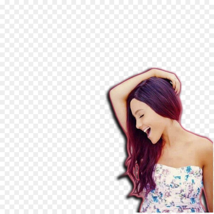Saç Modeli Saç Insan Saç Rengi Güzellik Salonu Boyama Ariana