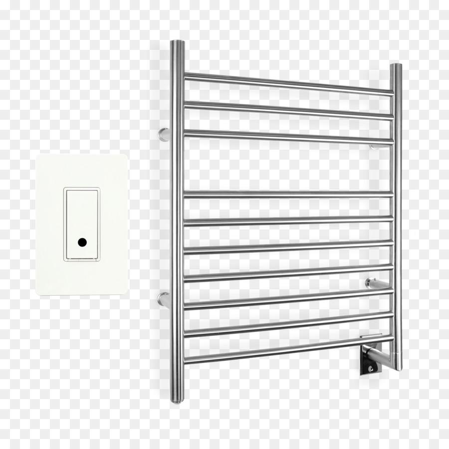 Toalla caliente WarmlyYours Ducha de Lowe\'s - rack Formatos De ...