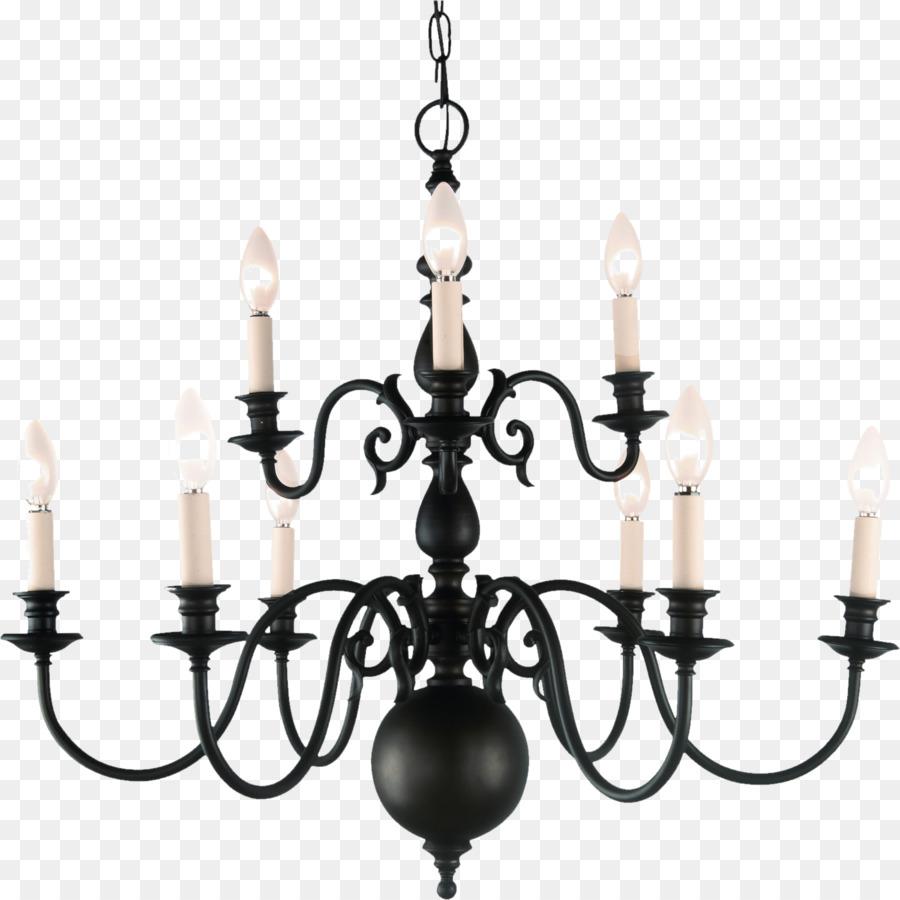 Table Lighting Chandelier Living room - chandelier png download ...