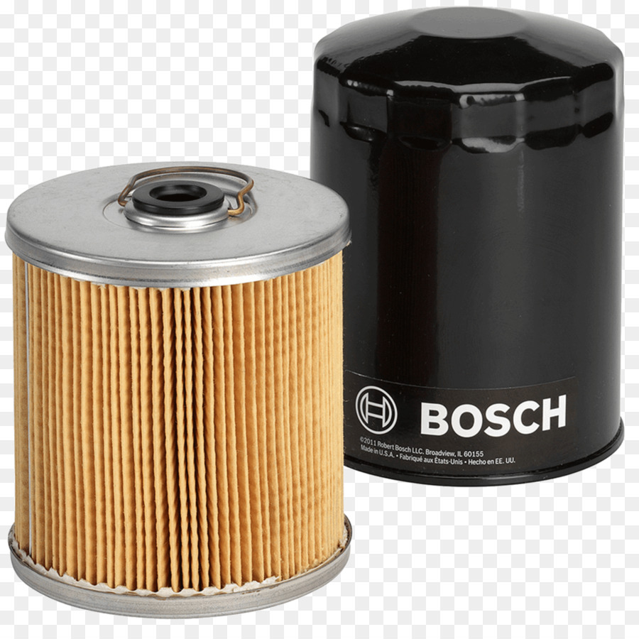 Car Oil Filter Air Fuel Synthetic Sunflower Bosch