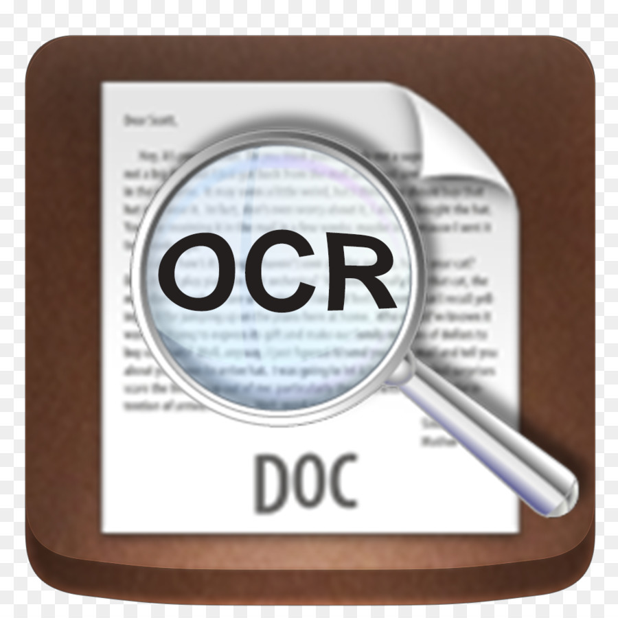 Download optical character recognition software.