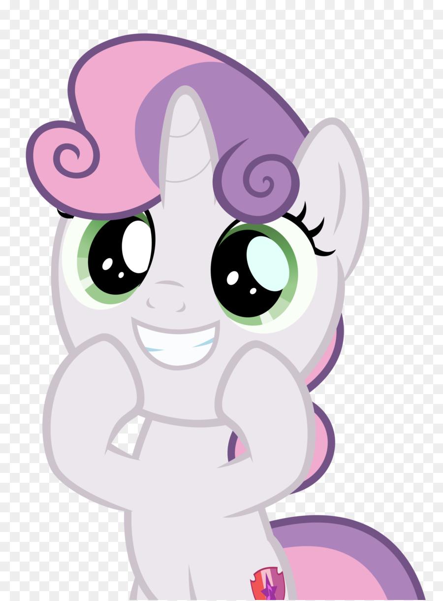 My Little Pony Sweetie Belle Fan Art