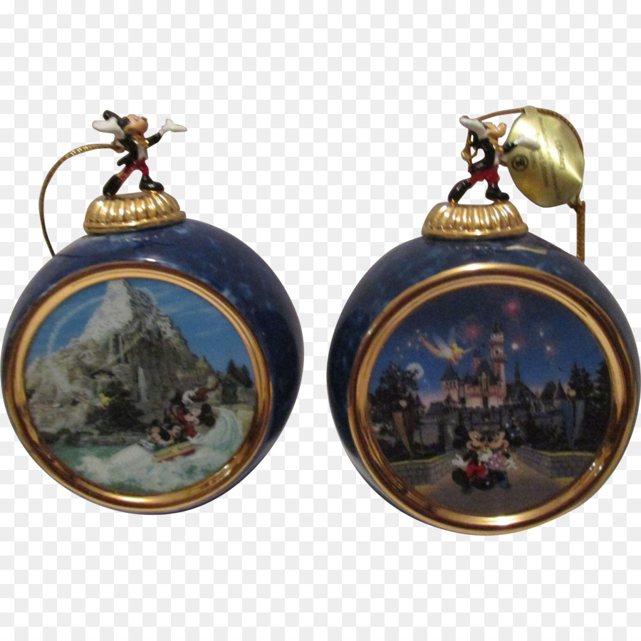 Earring Jewellery Christmas ornament - jiminy cricket png download ...
