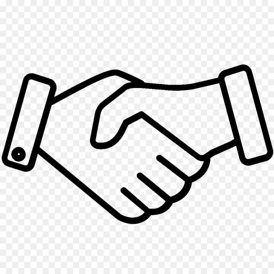 Handshake Drawing Clip art - handshake png download - 1024 ...