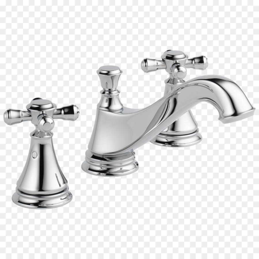 Tap Sink Bathtub Bathroom EPA WaterSense - faucet png download ...