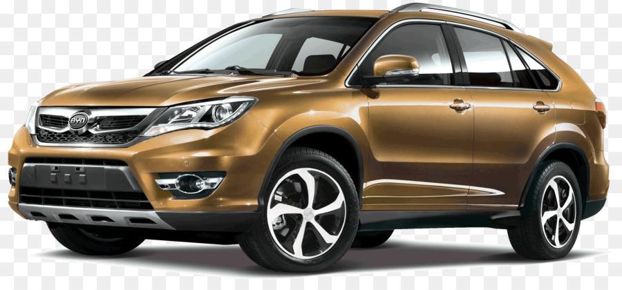 BYD Auto BYD S6 BYD F0 Car - mocha png download - 3032*1384 - Free ...