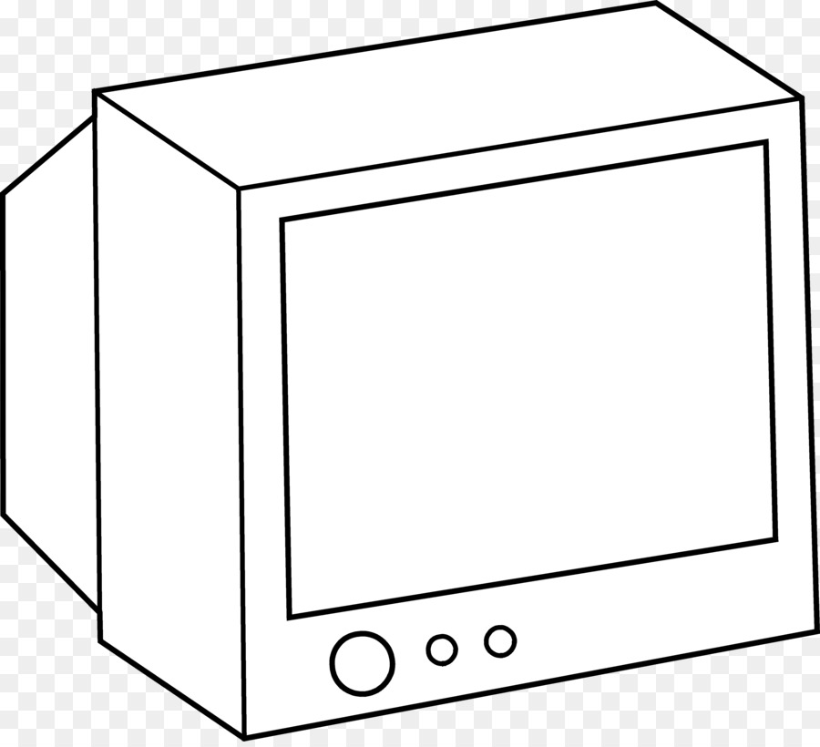 Tv black. Book and white png