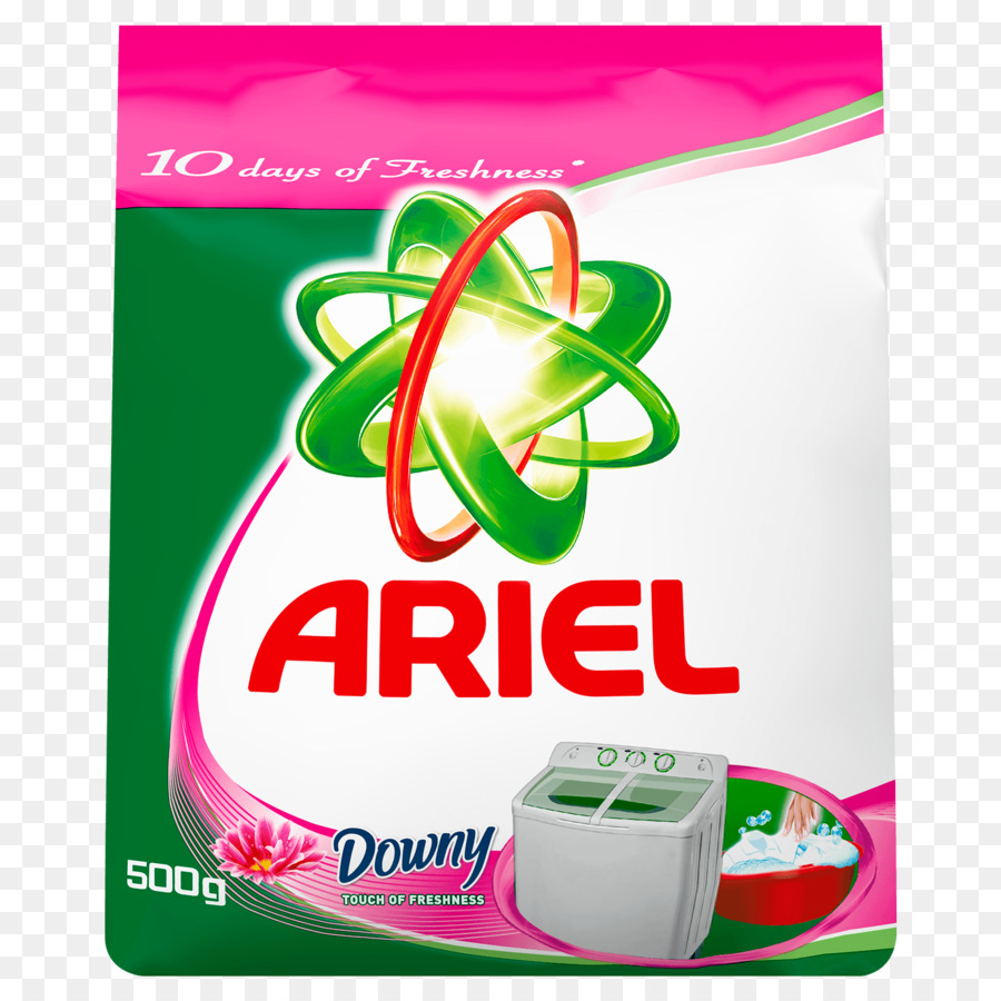 Powder Ariel - and no stains