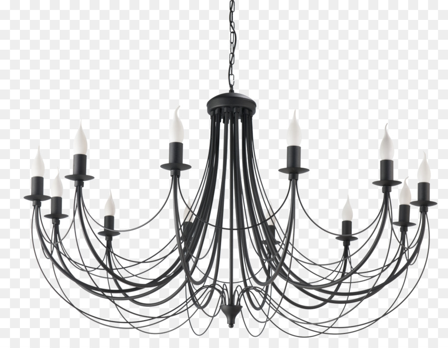 Chandelier Light fixture Lighting Lamp Shades Incandescent light ...