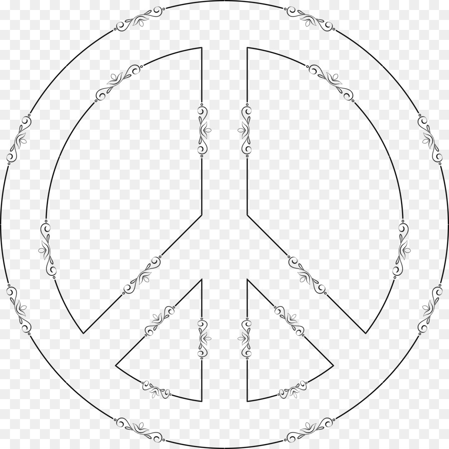 Drawing Computer Icons Symbol Peace Symbol Png Download 2304