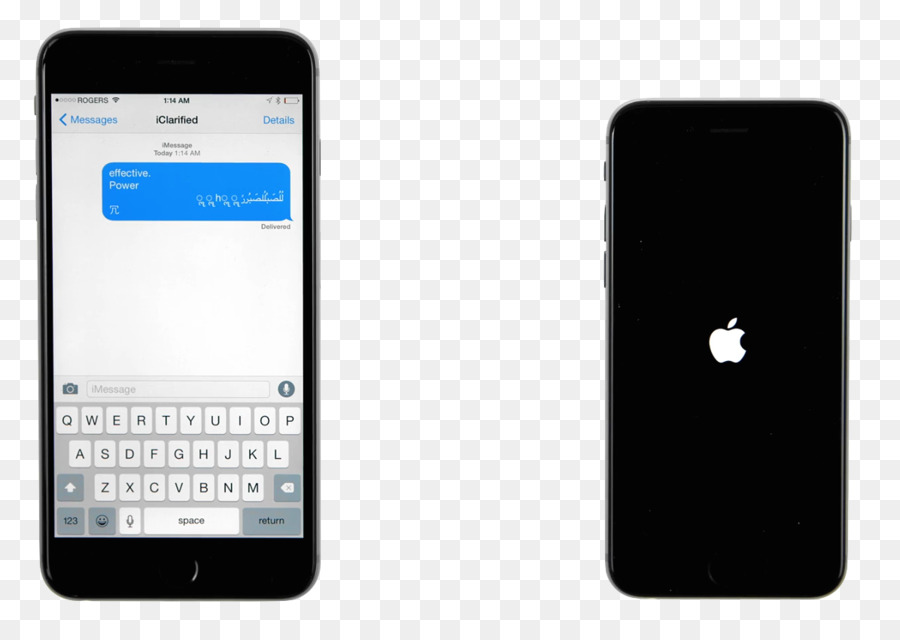 IPhone 6 8 Text Messaging Message