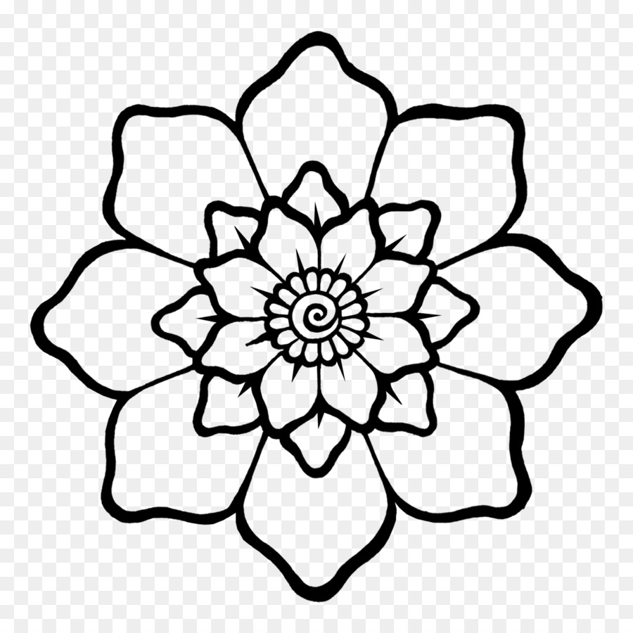 Cut Flowers Henna Mehndi Flower Bouquet Flower Design Png Download