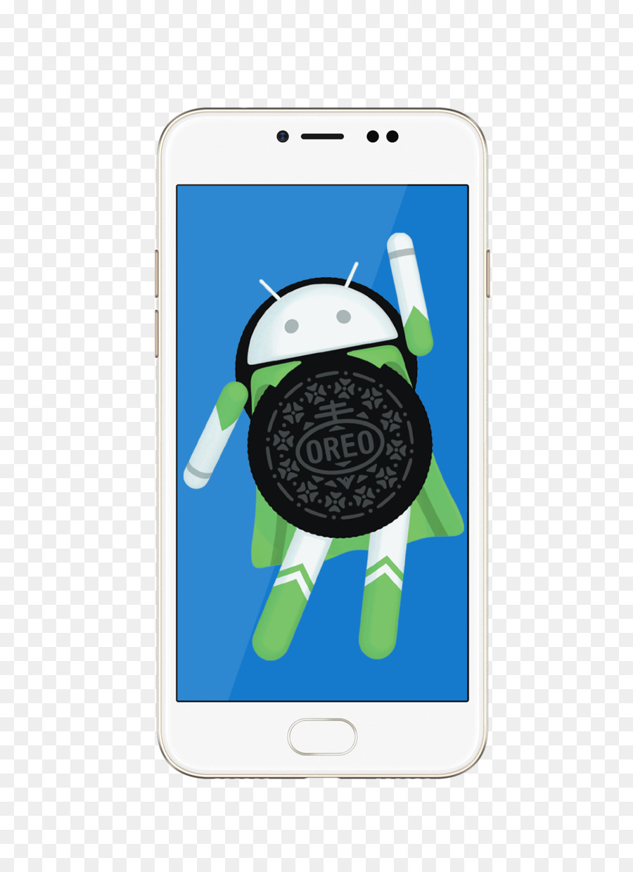Android Oreo Mobile Phone Case png download - 1080*1467 - Free