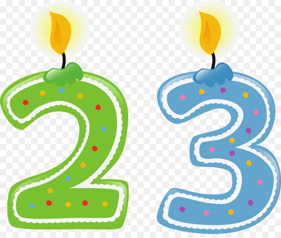 Pastel de cumpleaños, Feliz Cumpleaños a Ti Clip art - numeros ...
