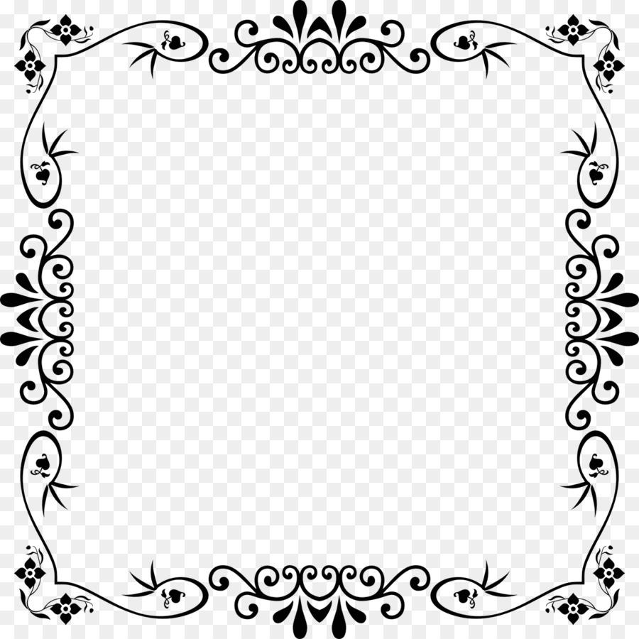 Bordes y Marcos Clip art - marco de vector png dibujo - Transparente ...