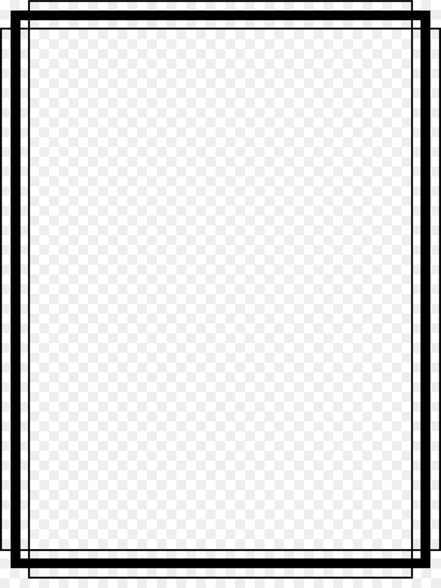 Borders and Frames Picture Frames Clip art - white border png ...