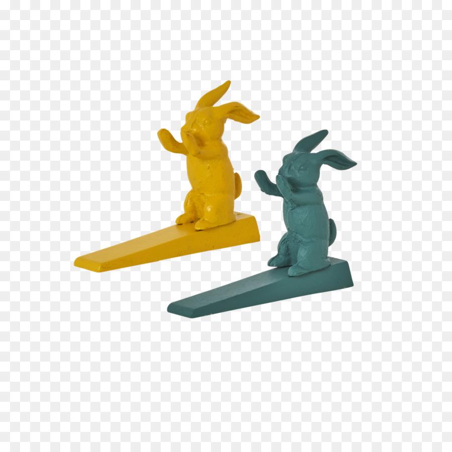 Door Stops European Rabbit Color Furniture   Stopper