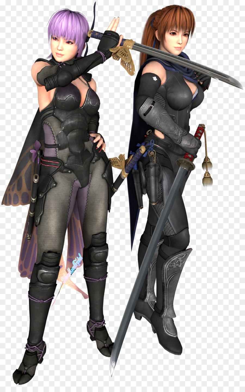 Ayane Kasumi Ninja Gaiden Sigma 2 Momiji - Ninja png