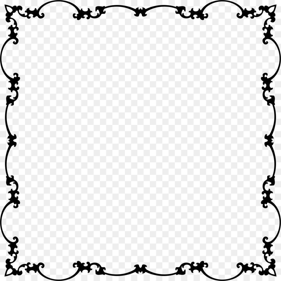 Picture Frames Clip Art Boarder Png Download 2304 2304